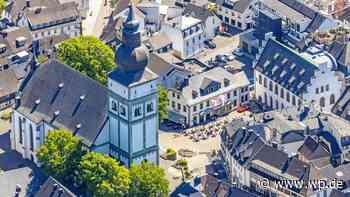 Attendorn: So schön ist die Hansestadt am Biggesee von oben - WP News