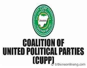 CUPP condemns killings in Kaduna, Katsina - NIGERIAN TRIBUNE