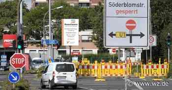 Hagelkreuz-Viertel in Kempen: Baustelle bis Ende des Jahres - Westdeutsche Zeitung