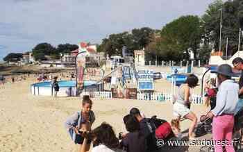 Saint-Palais-sur-Mer (17) : baignade interdite plage du Bureau - Sud Ouest