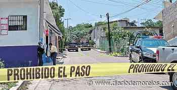 'Levantan' a sujeto y rafaguean casa en Emiliano Zapata - Diario de Morelos
