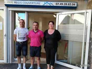 Cantal. Artisan : un couvreur–zingueur vient de s'installer à Arpajon-sur-Cère - actu.fr
