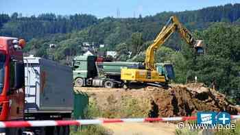 Kreuztal: Gericht sagt Ortstermin am Erdwall in Krombach ab - Westfalenpost