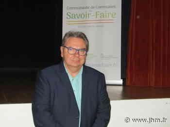 PETR du Pays de Langres : Eric Darbot est candidat à la présidence - le Journal de la Haute-Marne