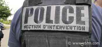 Opération de police pour évacuer un terrain avenue de Langres - k6fm