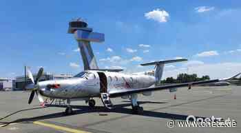 Flugzeug kreist im Auftrag der US-Armee über Vilseck - Onetz.de