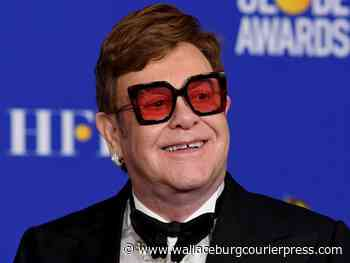 Elton John 'wanted kids with ex-wife': Court documents - Wallaceburg Courier Press