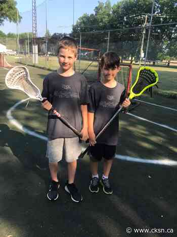 Lacrosse Is Alive And Well In Wallaceburg - Chatham-Kent Sports Network