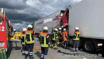 A1-Sperrung nach Auffahr-Unfall an Stauende bei Elsdorf und Sittensen - ein Toter - kreiszeitung.de