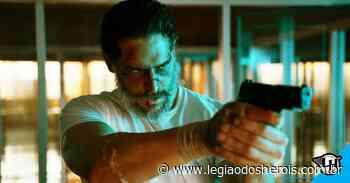 Joe Manganiello, de Liga da Justiça, é um herói sombrio em trailer de Archenemy - Legião dos Heróis