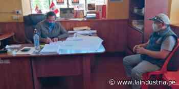 Capacitarán a agricultores de Santiago de Chuco para instalación de riego tecnificado - La Industria.pe