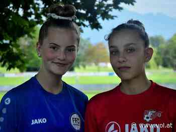 Drei FFC Vorderland Girls ins Frauen U17 Nationalteam einberufen - VOL.AT
