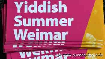 """""""Yiddish Summer"""" unter freiem Himmel: Konzerte und mehr - Süddeutsche Zeitung"""