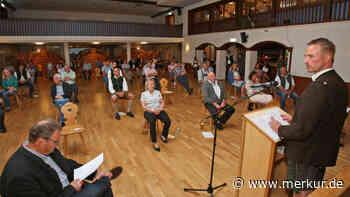 Bürgermeisterwahl in Lenggries: Klaffenbacher (FWG) nominiert - Merkur.de