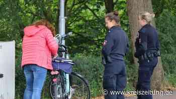 Polizei kontrolliert Fahrradfahrer in Verden – Fahren in der Fußgängerzone kann teuer werden - kreiszeitung.de