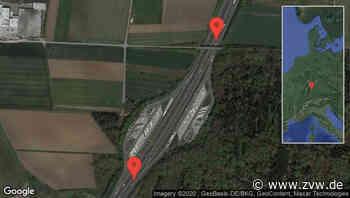 Rottenburg am Neckar: Kaputter LKW auf A 81 zwischen Rottenburg und Herrenberg in Richtung Stuttgart - Staumelder - Zeitungsverlag Waiblingen