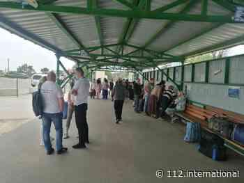 Occupied Donetsk renews work of Olenivka checkpoint - 112 International