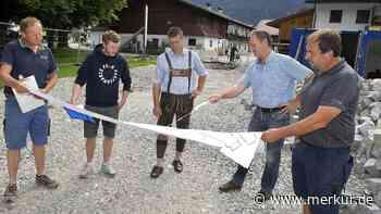 Farchant: Straßenbau in vollem Gang: Sperrung für sieben Wochen - Merkur.de