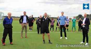 Inklusionsmannschaft In Edewecht: Hier kicken Fußballer mit Handicap - Nordwest-Zeitung