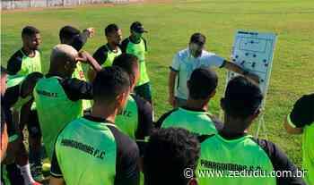 Técnico Robson Melo acredita que o Paragominas vai forte para a reta final do Parazão - Blog do Zé Dudu