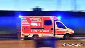 Motorradfahrer (80) in Schmallenberg schwer verunglückt - WP News