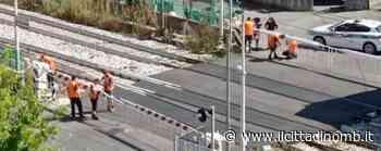 Paderno Dugnano, il passaggio a livello di Palazzolo è salvo: installate le barriere di sicurezza - Il Cittadino di Monza e Brianza