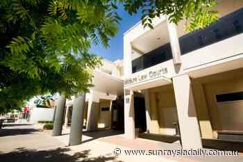 Mildura man jailed for striking partner - Sunraysia Daily