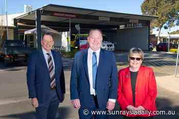 Opportunity knocks, says incoming Mildura hospital chief - Sunraysia Daily