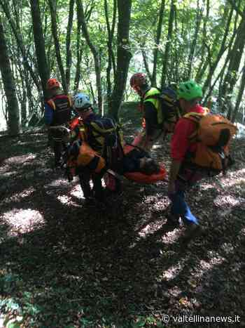 notizie da Sondrio e provincia » Cosio Valtellino donna cade in baita - Valtellina News