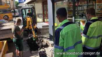 Stromausfall in der Innenstadt: Geschäfte, Bäcker und Restaurant betroffen - Soester Anzeiger