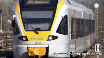 Arbeiten entlang der Linie RB 59: Eurobahn-Züge zwischen Werl und Soest fallen über mehrere Tage aus - soester-anzeiger.de