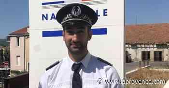 La Ciotat : Gregory Petri prend les rênes du commissariat - La Provence