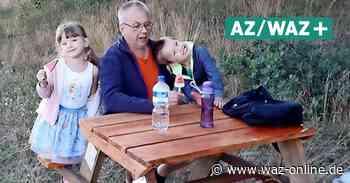 Gifhorn: Frank Rust stellt Bank-Tisch beim Wilscher Weg auf - Wolfsburger Allgemeine