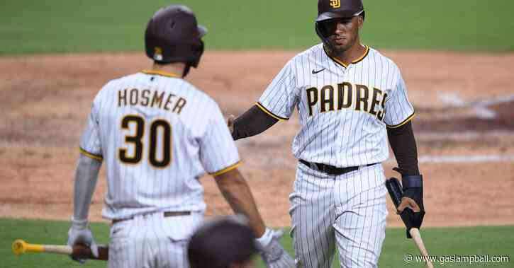 Hosmer hoists Padres to 7-2 victory over D-backs on opening night