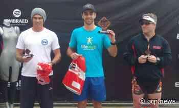 Jaraguaense é campeão de prova de triatlo em Balneário Camboriu - OCP News
