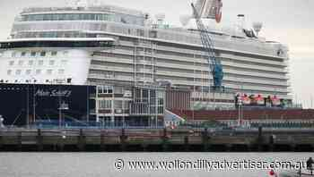 Half-full cruise ship departs Germany - Wollondilly Advertiser