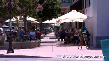 Brentwood Offers Grants to Restaurants for Outdoor Dining Spaces - NBC Bay Area