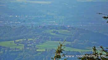 Wandertipp: Tour von Traunstein auf den Hochberg - Eine Mini-Überschreitung im Alpenvorland - rosenheim24.de