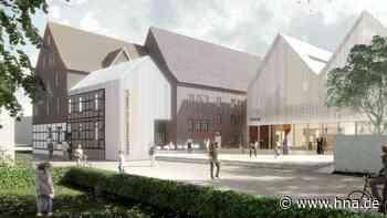 Neubau für die Bibliothek - HNA.de