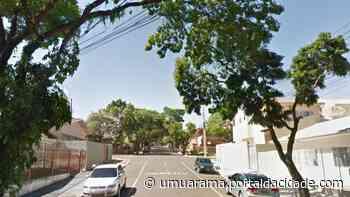 Ladrão finge perguntar horas e furta pedestre na Rua Bahia, em Umuarama - ® Portal da Cidade   Umuarama