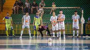 Decreto cria regras para 'lives' e autoriza o futsal profissional em Umuarama - ® Portal da Cidade   Umuarama