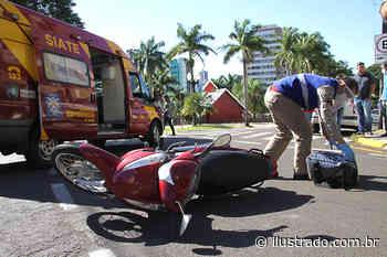 """Acidentes de trânsito mostram a """"pressa"""" do motorista de Umuarama - Umuarama Ilustrado"""