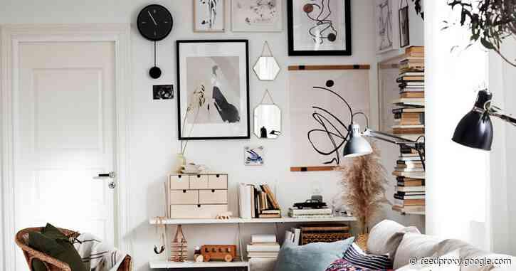 21 Decor Tips + Sneak Peek from the 2021 IKEA Catalogue