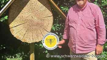 Hausen am Tann - Golfer fördern biologische Vielfalt - Schwarzwälder Bote