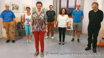 Hausen am Tann - Neuer Kirchengemeinderat im Amt - Schwarzwälder Bote