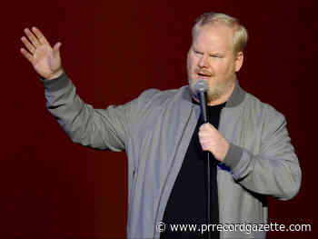 JIM GAFFIGAN: Canadian humour and upcoming role as Rob Ford - Peace River Record Gazette