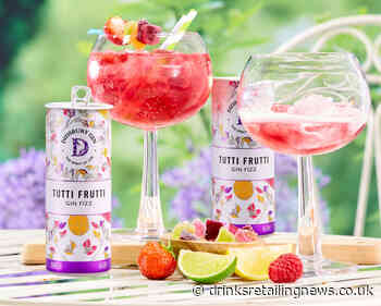 RTD G&T range launched by Didsbury - http://drinksretailingnews.co.uk