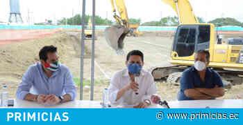 El actual Gobierno no verá listo el esperado hospital de Pedernales - Primicias