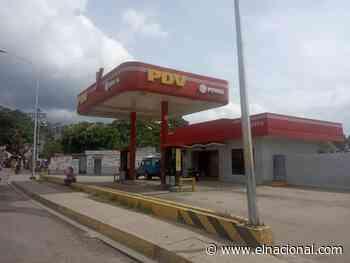 Estaciones de Servicio en Valera amanecieron cerradas este jueves - El Nacional