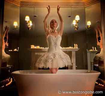 Please dance 'Swan Lake' in your bathtub - The Boston Globe